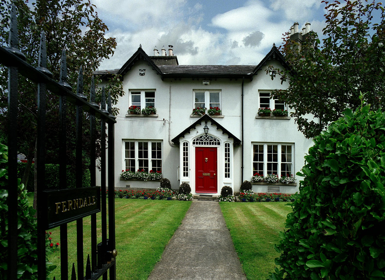 Ferndale house b b photo gallery enniskerry co wicklow for House photo gallery